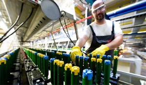 Johnson Controls has moved to shed auto-parts units that accounted for more than two-thirds of revenue. Photo: Peter Steffen/European Presssphoto Agency