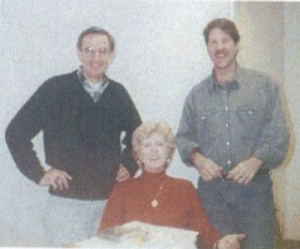 James Kidd, Lois Mackey, Peter Hanson